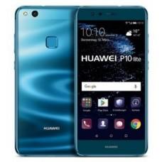 Huawei P10 Lite Dual Sim - 32GB, 4GB RAM, 4G, Sapphire Blue