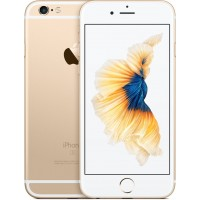 iPhone 6S Plus with FaceTime - 64GB, 4G LTE, Gold