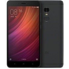 "Redmi Note 4 dual sim- 5.5"" -32GB,3GB,4G,Black"