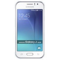 Samsung Galaxy J1 Ace Dual Sim 4.3 in- 4GB, 512MB RAM, 3G, White