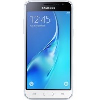 Samsung Galaxy J3 2016  5 in dual sim- 8GB, 1.5 GB RAM, white