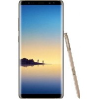 Samsung Galaxy Note8 6.3 in dual sim- 64GB,6 GB RAM,4G, Gold