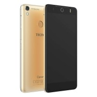 "Tecno Camon CX Air dual sim- 5.5"" -16GB,2GB,4G,Gold"