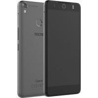 """تكنو كامون CX Pro  بشريحتي اتصال 5.5"""" - 32 جيجا، 3 جيجا رام، 4G، رمادي"""