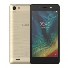 Tecno WX3 dual sim- 5 in -8GB,1GB ram,Gold