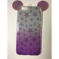 Cover for iphone 6 Plus glitter