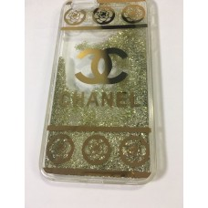 Cover for iphone 6 Plus water glitter