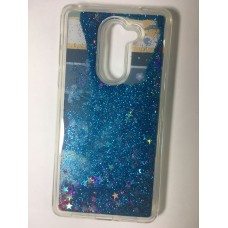 Cover for Huawei GR5 2017 water glitter