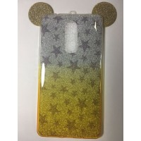 Cover for Infinix Note 3 X601  glitter