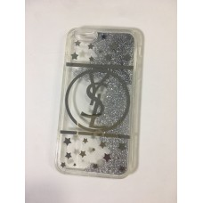 Cover for iphone 6 water glitter
