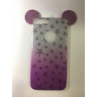 Cover for iphone 7 Plus glitter