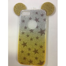 Cover for iphone 7 glitter