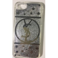 Cover for iphone 7 water glitter
