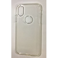 Back Cover for Iphone X Ultrathin TPU Gel Clear