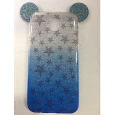 Cover for Samsung J7 PRO Glitter