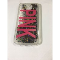 Cover for Samsung J7 Pro water glitter