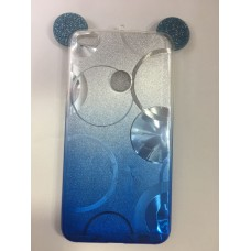 Cover for Huawei P9 Lite glitter
