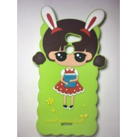 Cover for Infinix hot4 X557&X556 3d