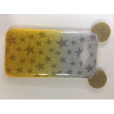 Cover for Huawei Y3 2017 glitter