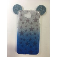 Cover for Huawei Y5 2017 glitter