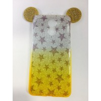 Cover for Huawei Y7 Prime glitter