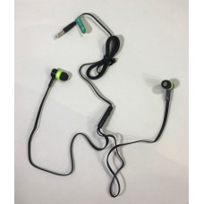 Celebrat D2 EarPhone - Green