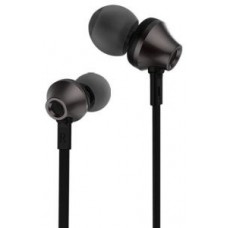 Remax RM-610D In-ear Stereo Headphone - Black