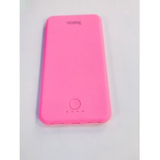 hoco B8-6000 Power Bank 6000mah - Pink